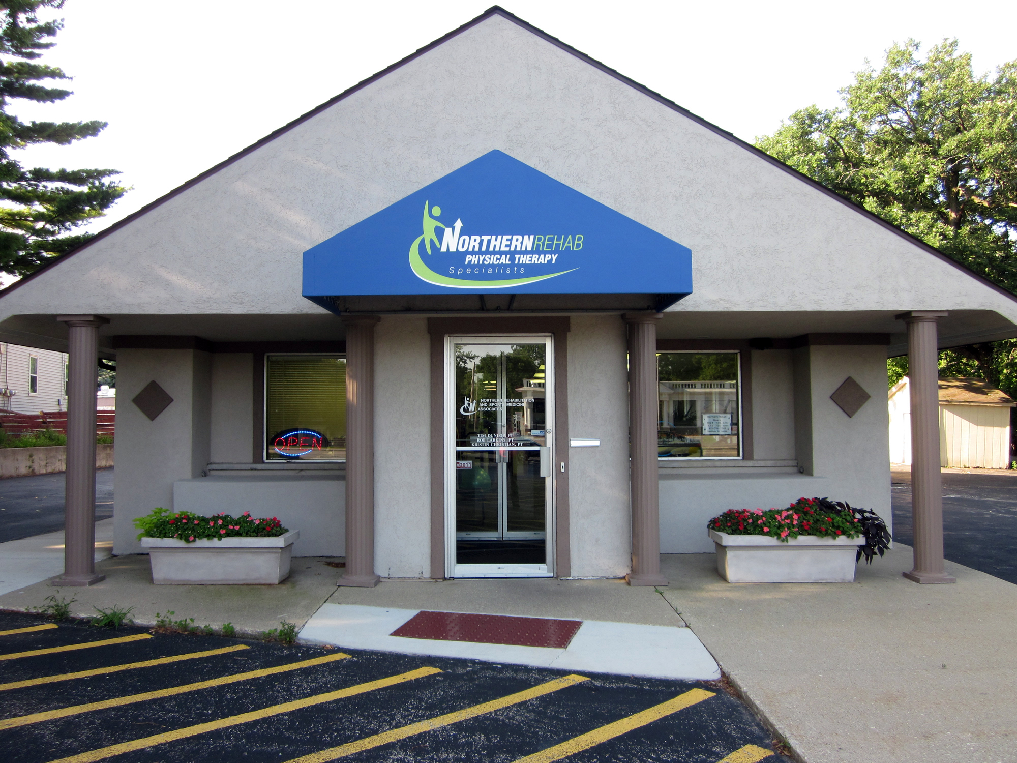 Northern Rehab's DeKalb Lincoln Hwy location