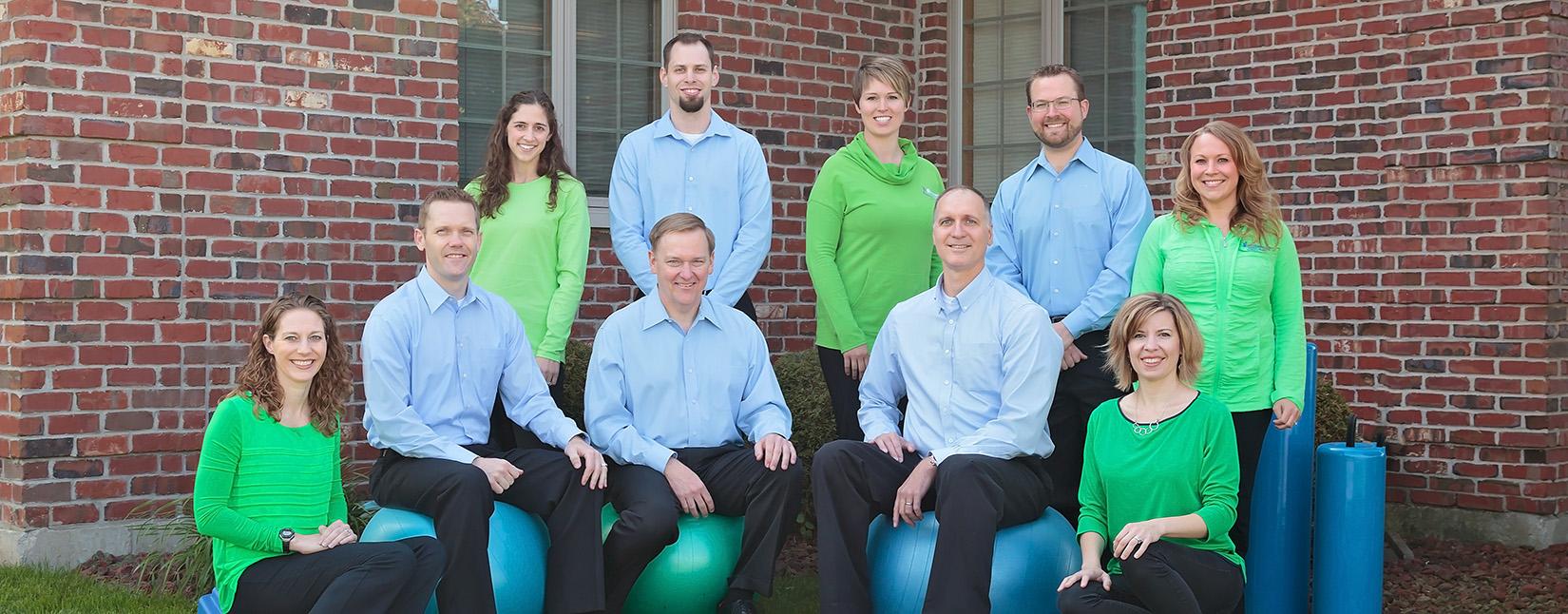 the Northern Rehab Therapist team