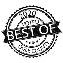 Best PT Ogle County Award 2020 Seal
