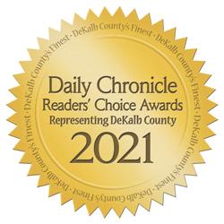 Best PT Award 2021 Seal