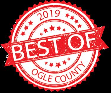 Best PT Ogle County Award 2020 Seal